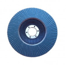 FLAP DISC ZIRCONIUM GRIT60 100mm DIAMETRE