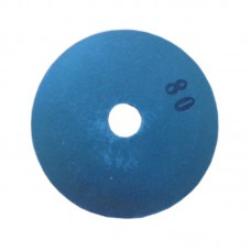 SANDING DISC GRIT 80 100mm DIAMETER