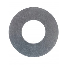 ALUMINIUM COVER PLATE ROUND MILL 1.2mm THICK - CODE# CPROUND