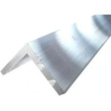 ALUMINIUM HEAVY ANGLE  40 x 40 x 6mm - CODE# A40406