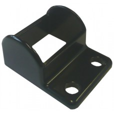 ALUMINIUM CAST SHROUD FIT 38 x 25mm RECTANGLE  - CODE# CVRB