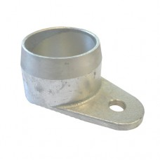 ALUMINIUM CAST BRACKET FIT 50mm ROUND  - CODE# 50RB