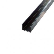 CHANNNEL 10 x 10  x 1.6mm  BLACK CODE: CH10101B