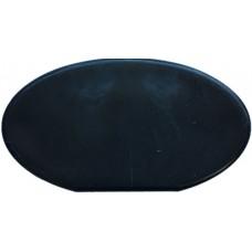 PLASTIC OVAL HANDRAIL END CAP - CODE# OHRCAP