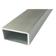 ALUMINIUM RADIUS RECTANGLE TUBE 50 x 25 - CODE# R502525R