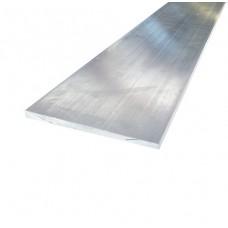 ALUMINIUM RECTANGLE SOLID 50 x 25mm 7075 - CODE# RS75025