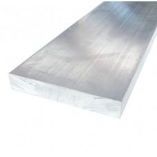 ALUMINIUM RECTANGLE SOLID 100 x 50mm 7075 - CODE# RS710050