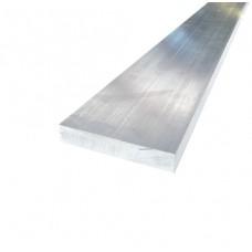 ALUMINIUM RECTANGLE SOLID 80 x 25mm 6061 - CODE# RS68025