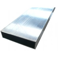 ALUMINIUM RECTANGLE TUBE 76 x 25 - CODE# R76252