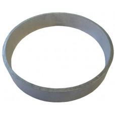 ALUMINIUM RING 100 x 3 x 18mm - CODE# RING1003