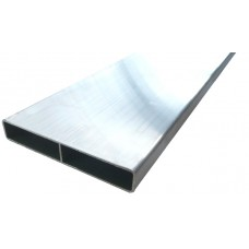 ALUMINIUM RECTANGLE TUBE 100 x 16 - CODE# R100161R