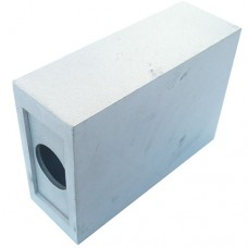 ALUMINIUM CAST PREFAB LOCK BOX 40MM - CODE# CLB40