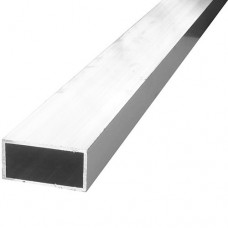 ALUMINIUM RECTANGLE TUBE 40 x 25 - CODE# R40252