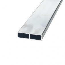 ALUMINIUM RECTANGLE TUBE 65 x 16 @6m - CODE# R65161R