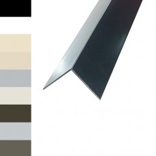 ALUMINIUM TRIM ANGLE COLOURED 20 x 20 x 1.6mm - CODE# TAC2020