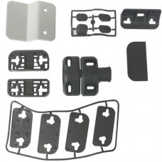 MAGNA LATCH SIDE PULL NON LOCKABLE KIT - CODE# MLSKIT
