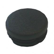 PLASTIC 40mm ROUND CAP - CODE# PEC40RND