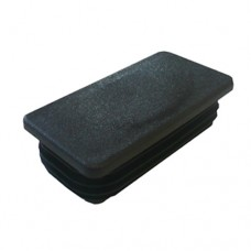 PLASTIC 100 x 50mm RECTANGLE CAP - CODE# PEC10050