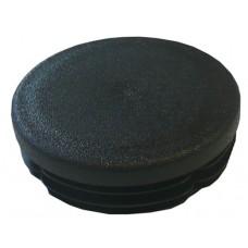PLASTIC 60mm ROUND CAP - CODE# PEC60RND