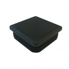 PLASTIC 50 x 50mm SQUARE CAP - CODE# PEC50SQ