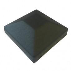 PLASTIC 65 x 65mm SQUARE CAP EXTERNAL  - CODE# PEC65SQE