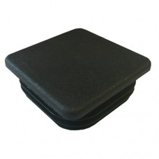 PLASTIC 65 x 65mm SQUARE CAP - CODE# PEC65SQ