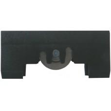 FIXED BOTTOM MOUNT SCREEN DOOR ROLLER - CODE# 3-301-100