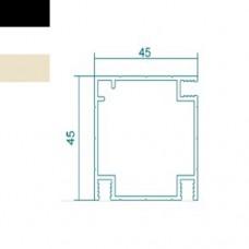 45mm SCREEN POST COLOUR