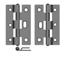 SECURITY SCREEN DOOR HINGE PAIR - CODE# SH