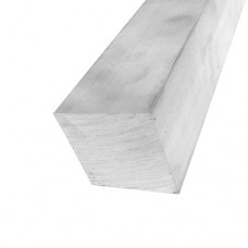 ALUMINIUM SOLID SQUARE BAR 10mm 6060 - CODE# SS10