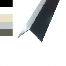 ALUMINIUM TRIM ANGLE COLOURED 10 x 10 x 1.6mm - CODE# TAC1010