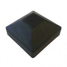 Shape Aluminium Plastic Caps Square